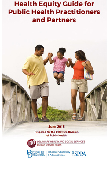 Health Equity - Guide for Public Health Practitioners and Partners
