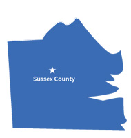 Sussex County State Service Centers