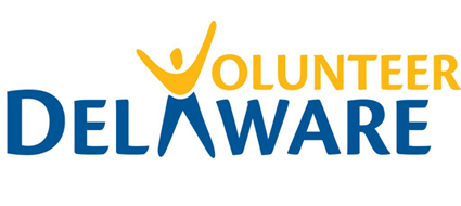 Volunteer Delaware logo