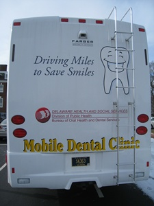Mobile Dental Clinic - Delaware Health and Social Services