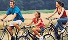 Photo: Family on Bikes