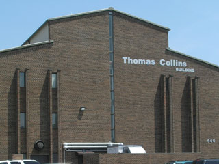 picture of the Thomas Collins Building